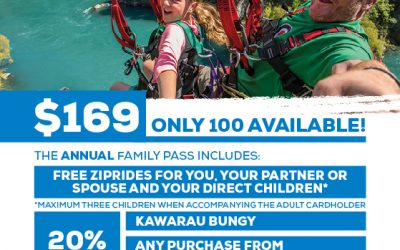 Locals Family Pass Deal