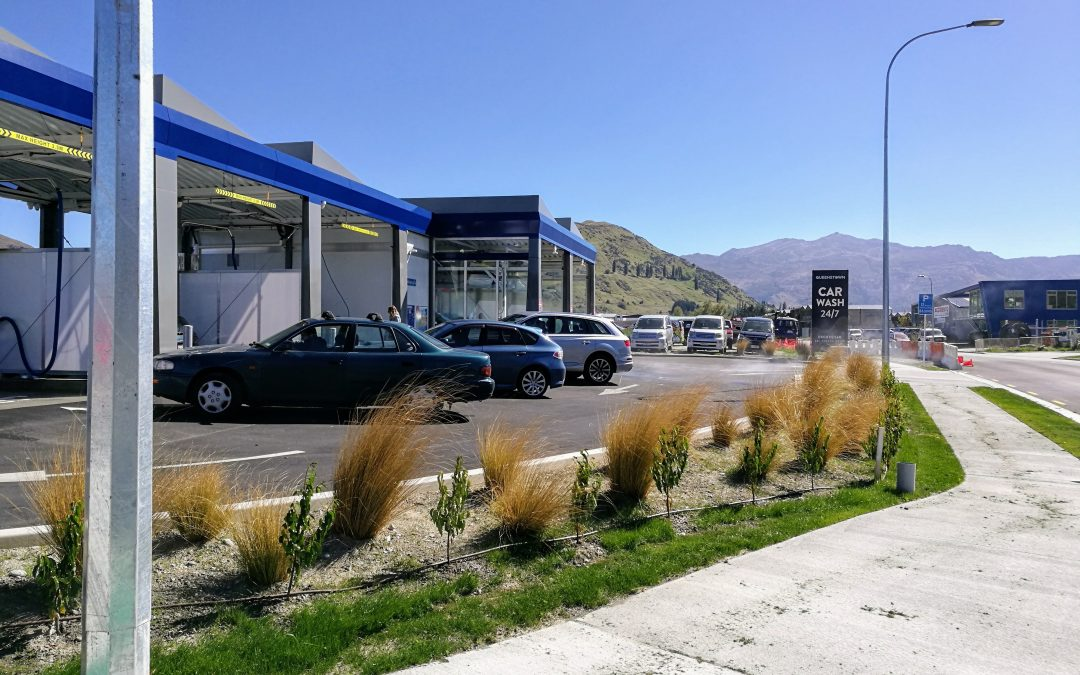 Car Wash Queenstown Hertz Rental Car Facility Project